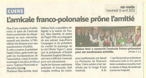 Rencontre polonaise belgique
